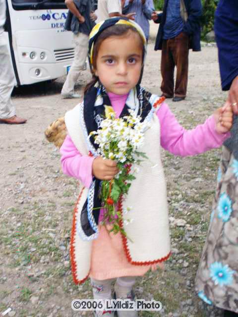 The Village Flower Girl