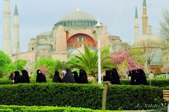 Aya Sofya in Istanbul Turkiye
