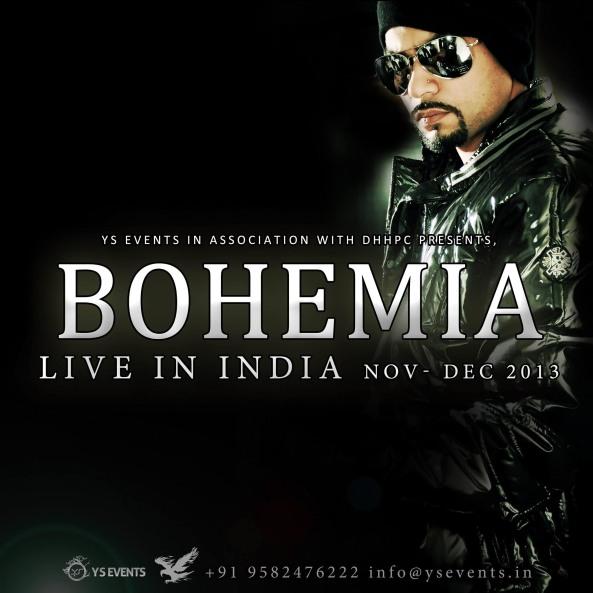 Bohemia Touring India