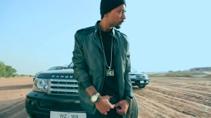 Bohemia music set of  video, 'Koi Nai'