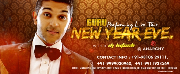 New Year's Eve With Guru