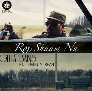 Gitta Bains featuring Gangis Khan