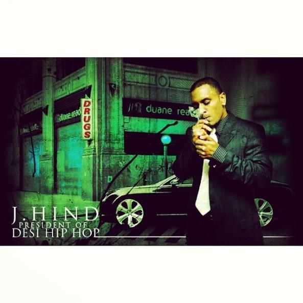 J.HIND|The Desi Hip Hop King