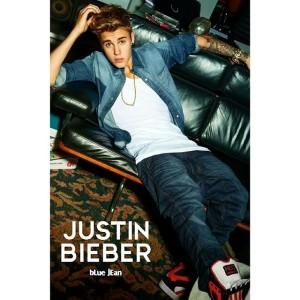 Justin Bieber - Poster Mega Boy