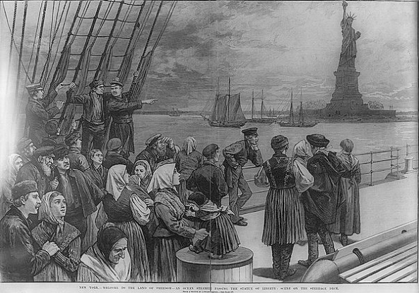 Immigrantsonboat