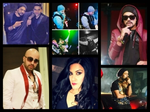 Punjabi Artists Favorite of 2014