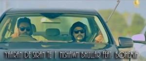 Yaaran De Siran Te | Nishawn Bhullar feat. Bohemia