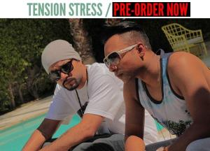 Master-d #tensionstress ft. #bohemia { it's all about to go down on may 15th.